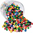 Learning Resources LER2076 Centimeter Cubes, Set of 500 0.39 inches