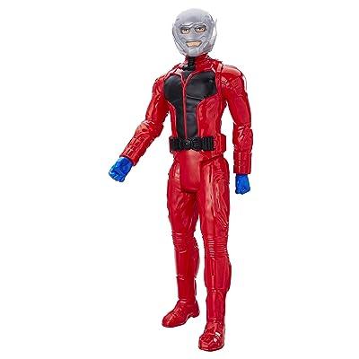 "Marvel Titan Hero Series 12"" Ant-Man Figure: Toys & Games"