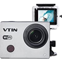 Vtin WiFi FHD Waterproof Action Video Camera