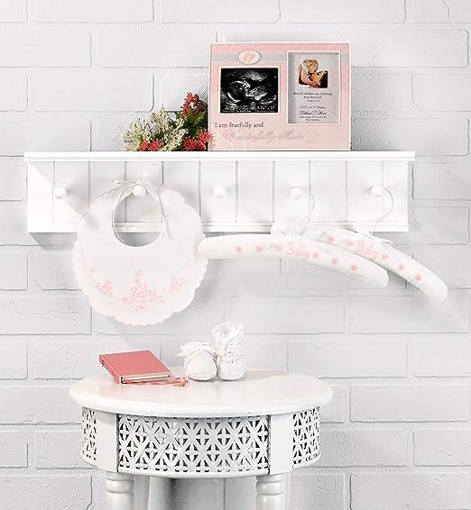 12 Lillian Rose Baby Cloth Hangers 2 Count 12 24HA830 B Blue