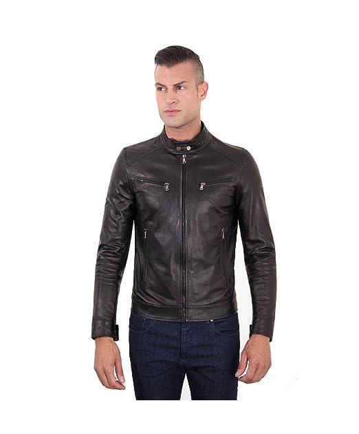 Ho comprato una giacca di pelle nera