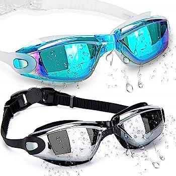 HOOLRO Kids Swim Goggles