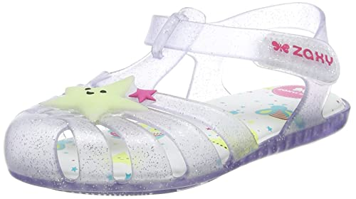 Baby Girls Zaxy Girls Baby Glow in The Dark Sandals