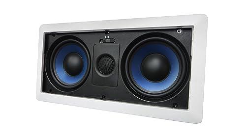 Silver Ticket 5252W In-Wall Speaker