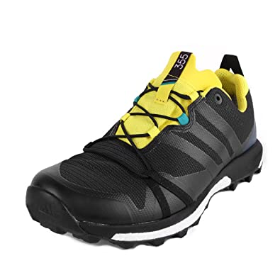 limited guantity top quality cute cheap adidas Terrex Agravic GTX Dark Grey Black Yellow 44: Amazon ...