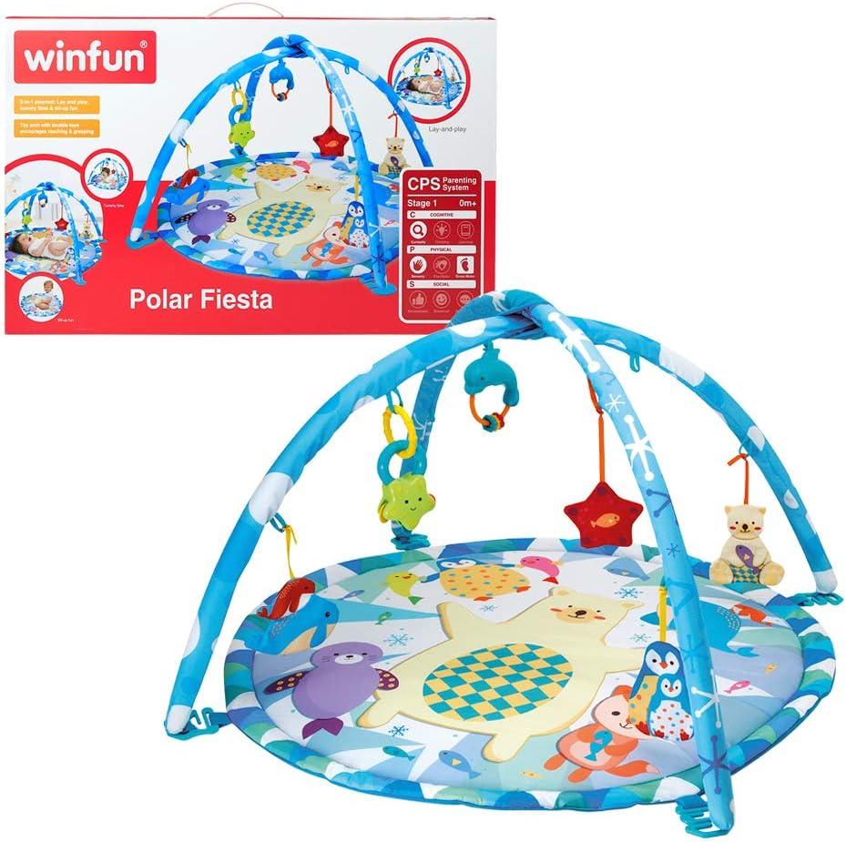 winfun - Alfombra de juegos para bebés (44240)