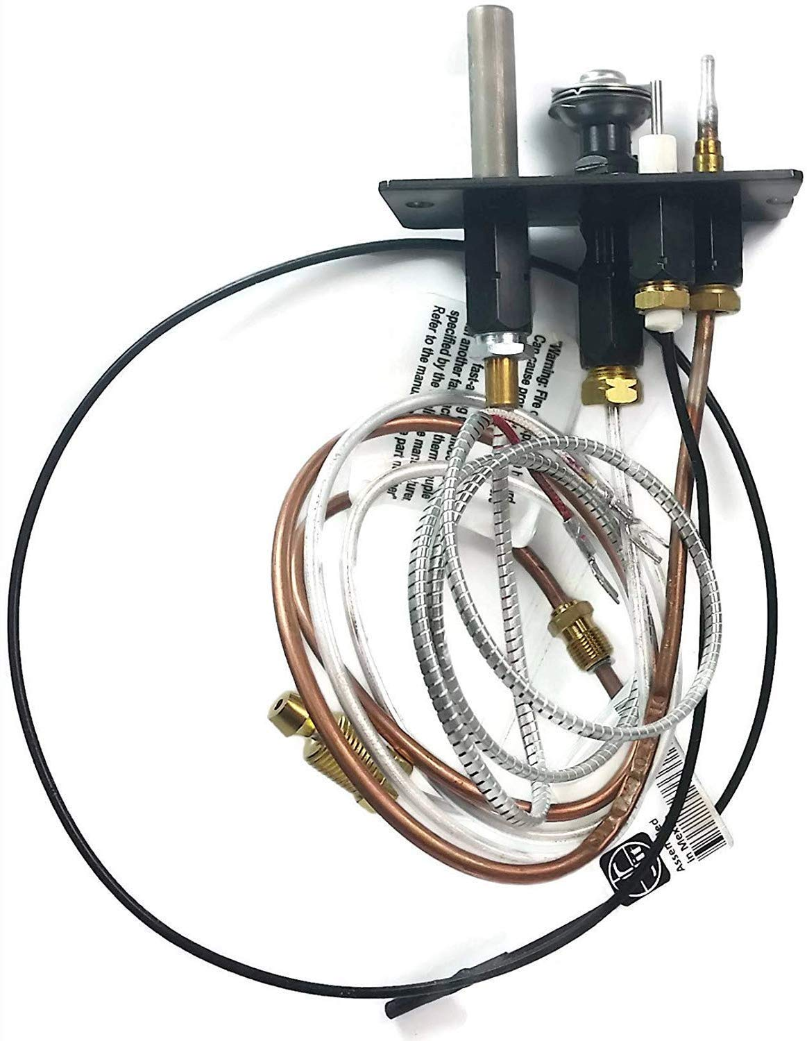 Propane Gas - SRV10002265 - Replacement 3 Way Pilot Assembly for HHT/Majestic/Monessen Propane Gas Fireplaces by HHT - Hearth and Home Technologies, Inc.