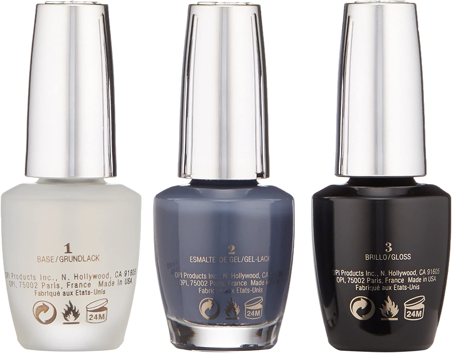OPI Infinite Shine Trio Pack # 2 isdi9: Amazon.es: Salud y cuidado personal