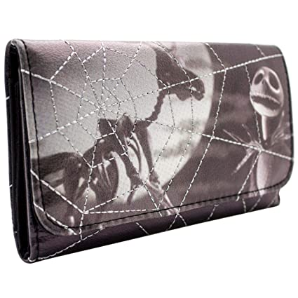 Cartera de Tim Burton Nightmare Before Christmas Spider Web ...