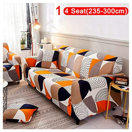Glomixs Elastic Stretch Sofa Cover, Couch Protector Wrap ...