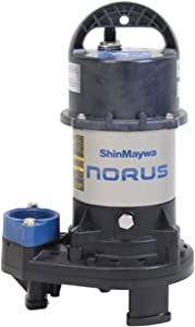 ShinMaywa 50CR2.15S Norus Series 3300 GPH1/5HP Waterfall Pump