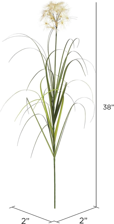 Vickerman Green Grass Artificial Plants 38 3 Piece Home Kitchen