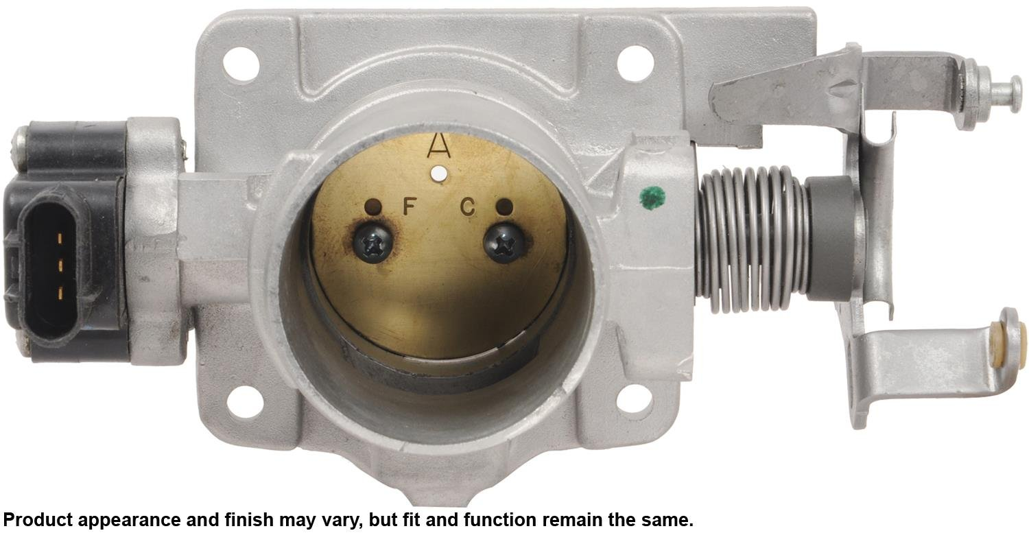 A1 Cardone 67-1009 Remanufactured Throttle Body, 1 Pack by A1 Cardone