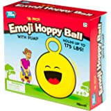 Toysmith 18In Happy Hoppy Ball with Pump (Assorted Styles) Ride On