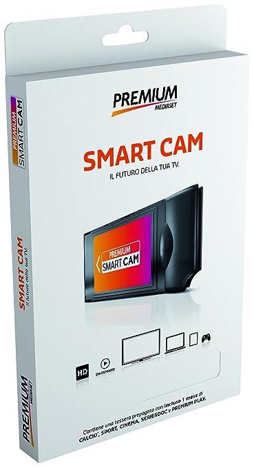 38 opinioni per Mediaset Premium MA38NEWIFI Camera HD e tessera Premium prepagata ricaricabile,