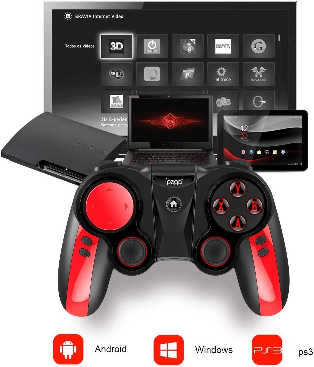 Pirate Bluetooth Wireless Gamepad Game Remote Controller para ...