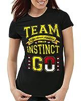 style3 Team Yellow Instinct Women's T-Shirt intuition