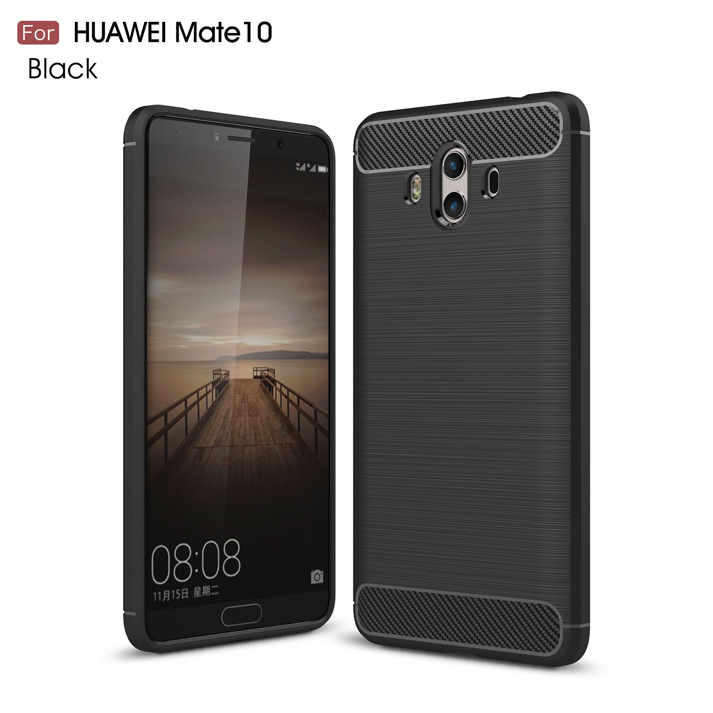 Funda Huawei Mate TopACE Carcasa Protectora Back Soft Cover Absorción de choque