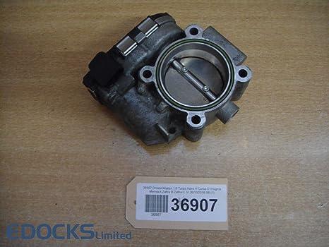 Válvula de estrangulación 1,6 Turbo Astra H, Corsa D, Insignia, Meriva