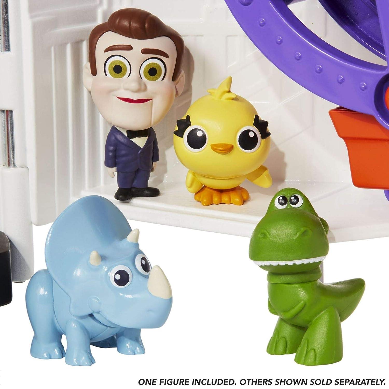 Disney Pixar Toy Story Minis Buzz Lightyears Star Adventurer Playset