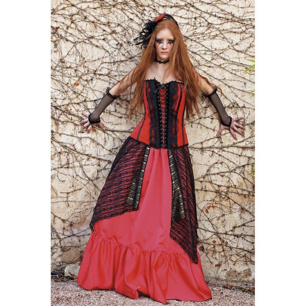 Limit Sport - Disfraz con falda y corpiño de gótica Maruxa, para ...