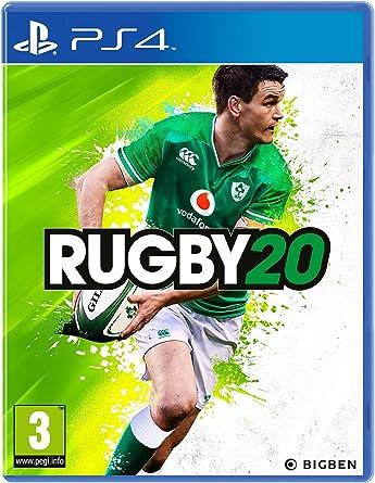 Rugby 20 - PlayStation 4 [Importación inglesa]: Amazon.es ...