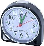 Orpat Beep Alarm Clock (Black, TBZL-617)