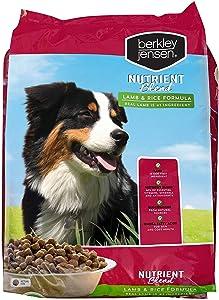 Berkley Jensen Nutrient Blend Lamb and Rice Dry Dog Food, 44 lbs.