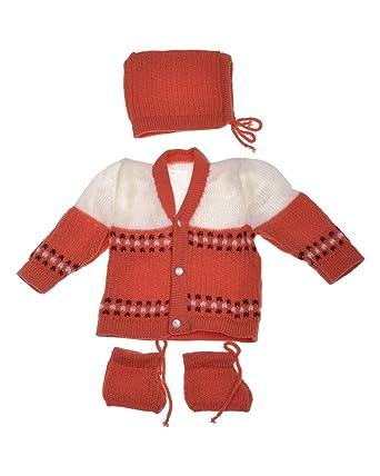 Montu Bunty Wear Babys Sweater Boutique Collectionbrown 0 6