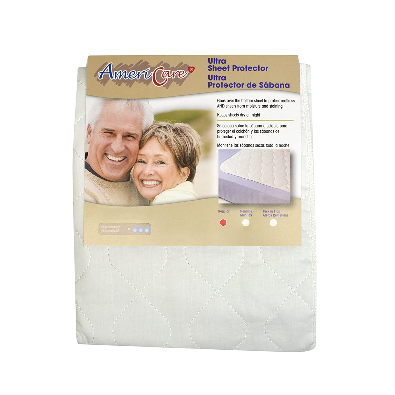 Amazon.com: Americare Extra Sheet Protector, 30
