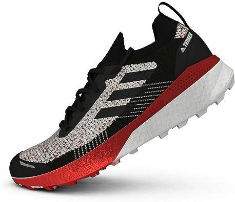 adidas Terrex Two Ultra Parley, Zapatillas de Running Hombre: Amazon.es: Zapatos y complementos