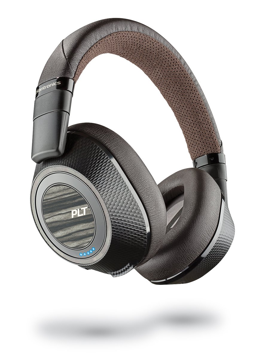 Plantronics Wireless Noise Cancelling Backbeat – Headphones Black Tan Pro 2
