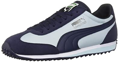 4d837210742 PUMA Men s Whirlwind Classic Sneaker Peacoat-Light Sky 7 ...