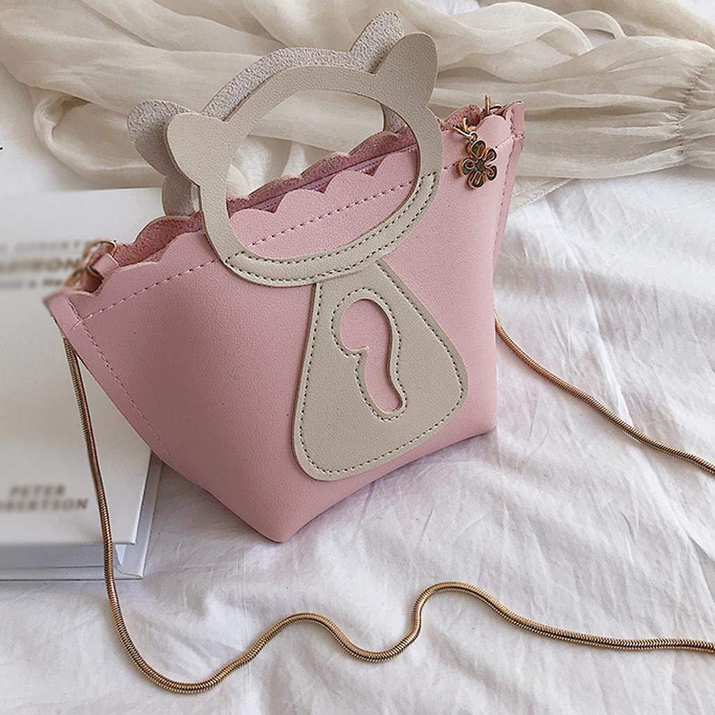 BiCophy Sac /à bandouli/ère /à la mode pour femmes Sac bandouli/ère mignon pour enfants Sac pour t/él/éphone portable Sac /à main pour achats