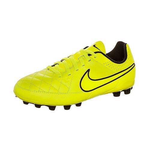 Tiempo Nike De Botas Amazon Leather es Genio Ag Futbol Junior wUaUHBrxqI