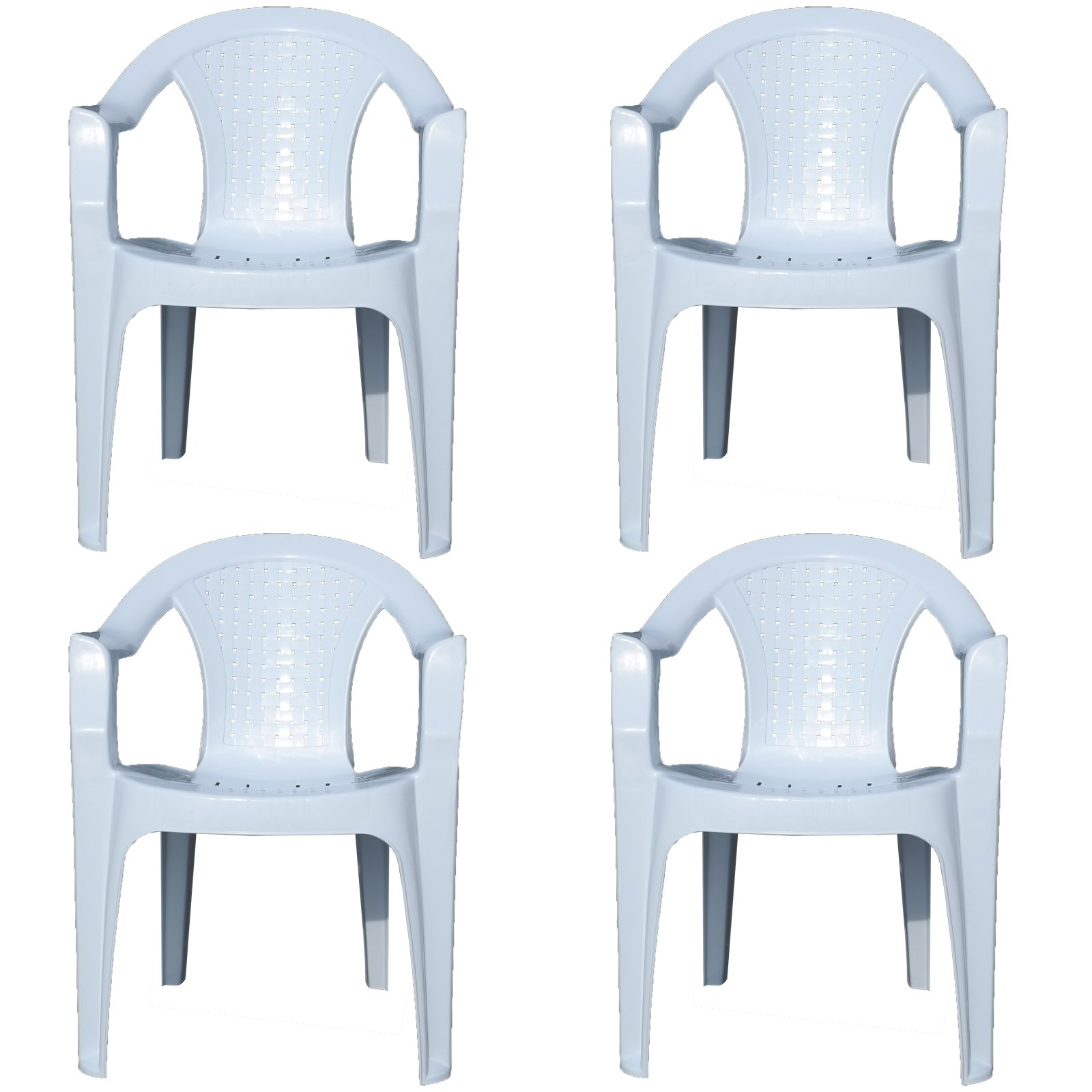 plastic outdoor chairs amazon co uk