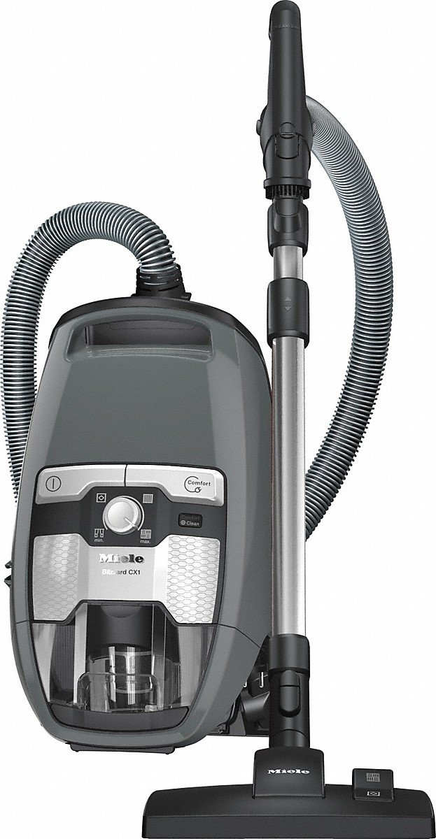 Miele Blizzard CX1 SKCR3 Bagless Vacuum Cleaner (Graphite Grey)