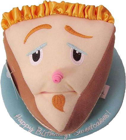 Groovy Amazon Com Hallmark Birthday Bdy1206 Jake The Birthday Cake Plush Personalised Birthday Cards Epsylily Jamesorg