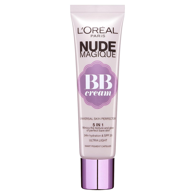 L'Oreal Crema nude magique BB, pelli molto chiare, 30 ml L' Oreal 3600522198376
