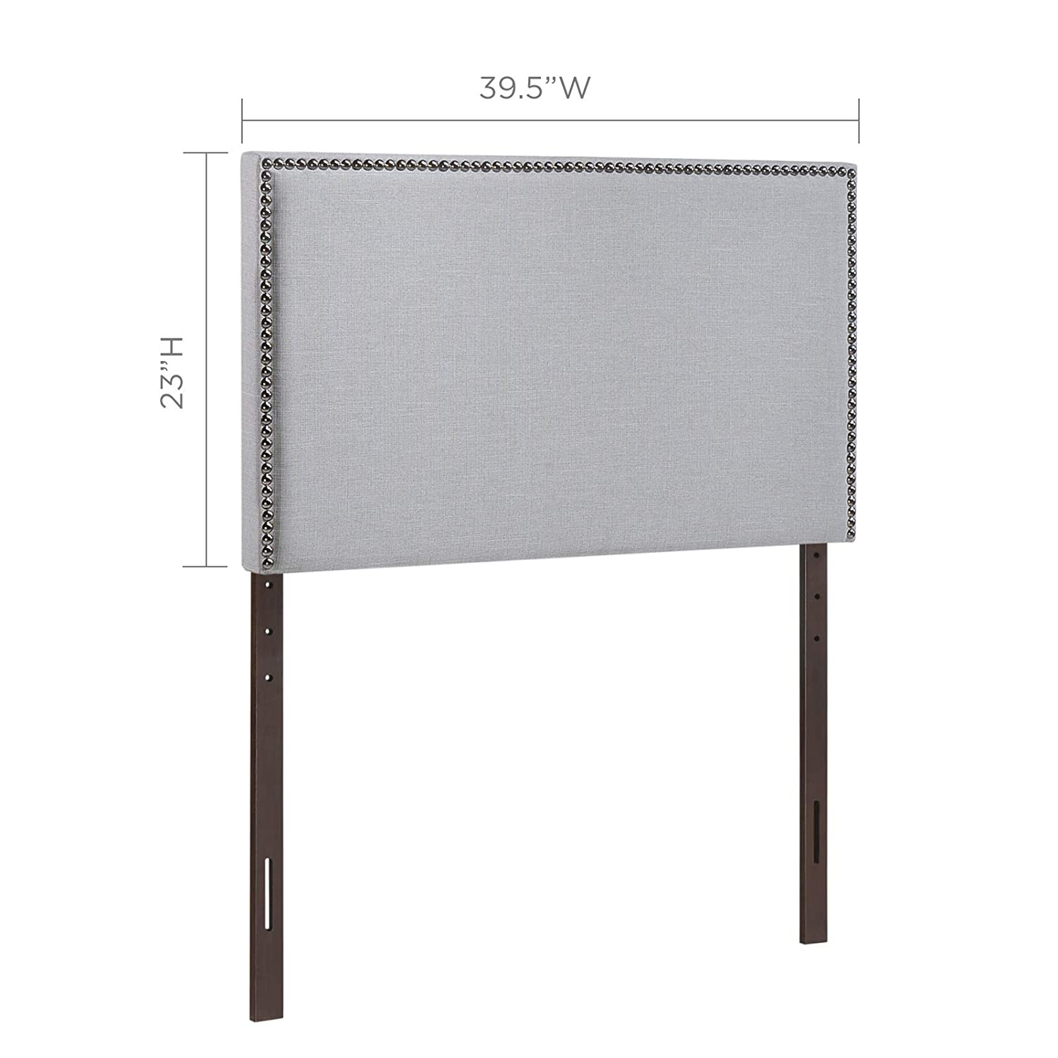 Amazon.com: Cabecero doble regional en color gris: Kitchen ...