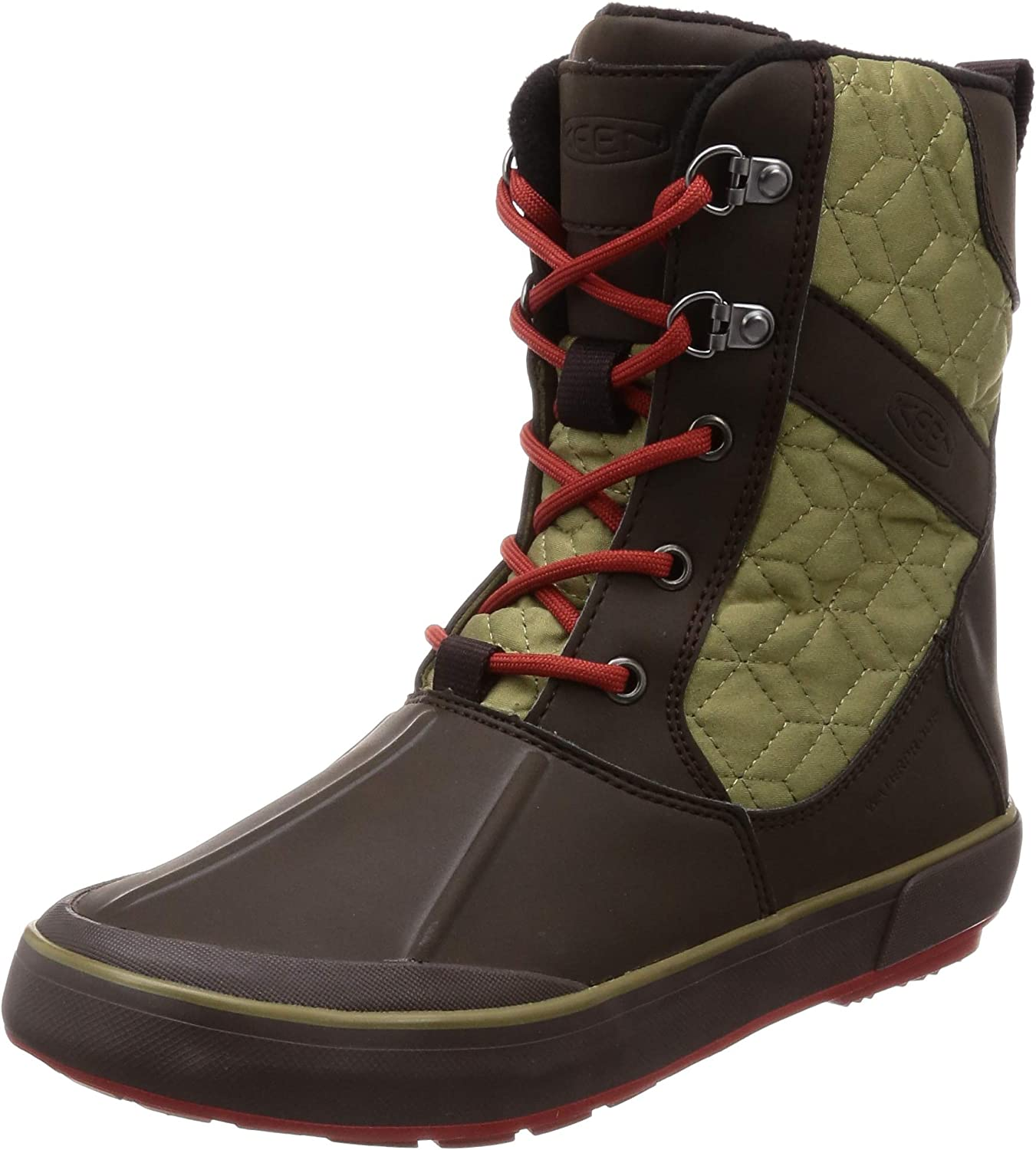 BELLETERRE Quilted WP Boots
