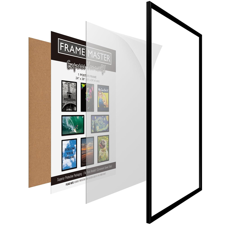 framemaster 24x36 poster frame 1 pack pre