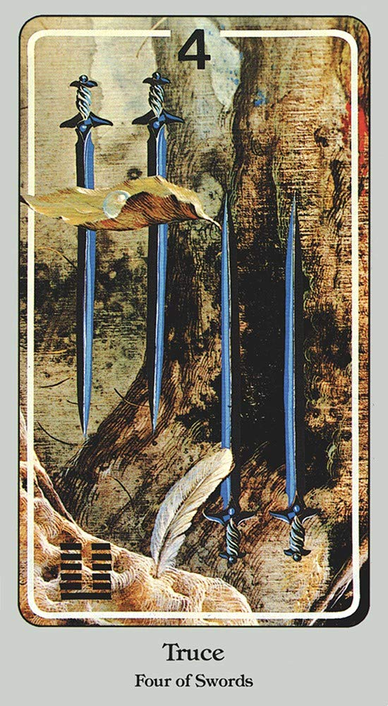 US Games Haindl Tarot Deck by US Games (Image #5)