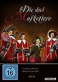 Drei Musketiere,die: Teil 1 & 2 [Import allemand]
