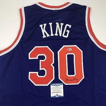 bernard king jersey