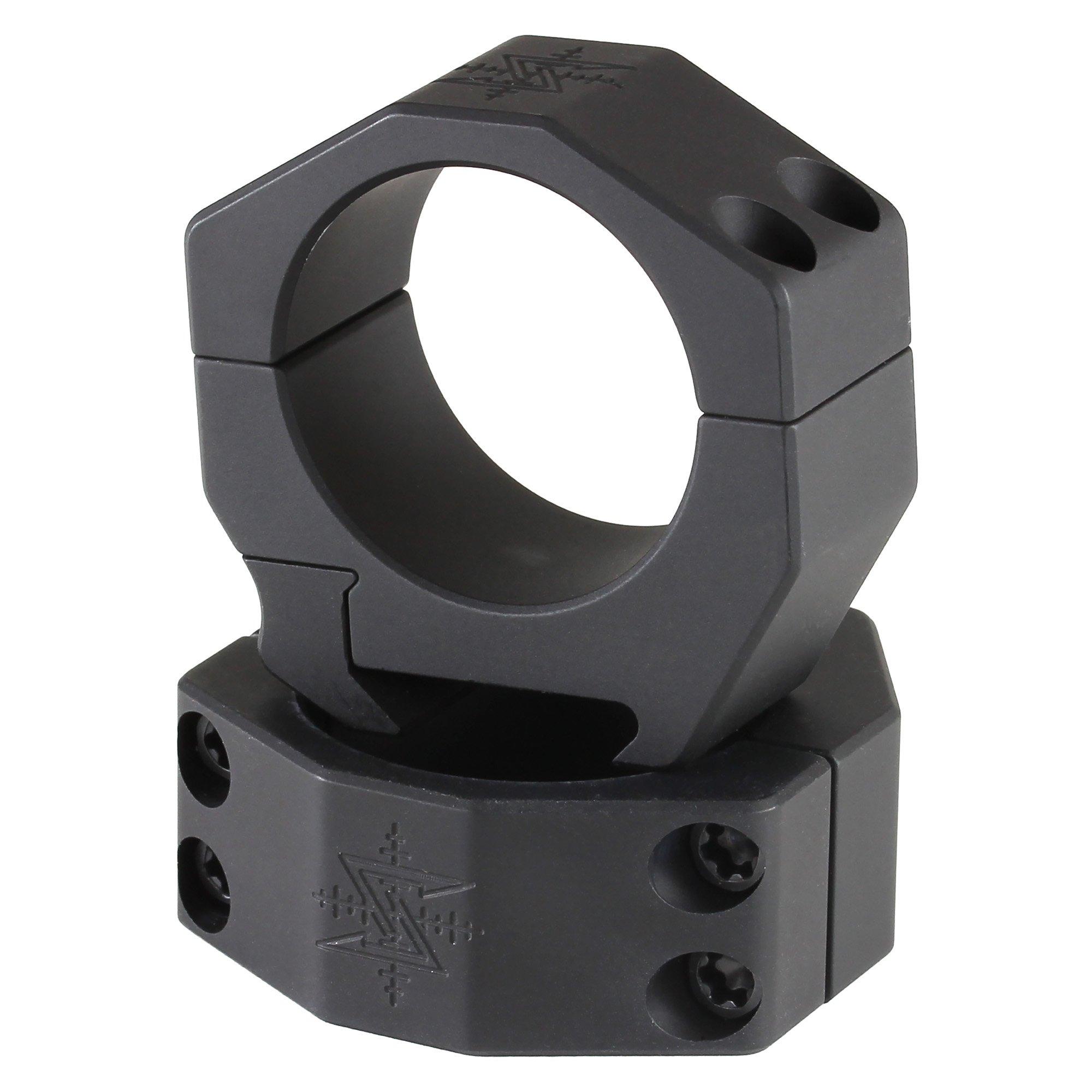 Seekins Precision 34mm Tube .92'' Low High 4 Cap Screw Scope Ring by Seekins Precision