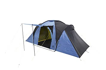 Grand Canyon Atlanta 4 - c&ing tent ( 4-person tent) blue/  sc 1 st  Amazon UK & Grand Canyon Atlanta 4 - camping tent ( 4-person tent) blue/black ...