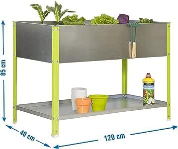 SimonRack Simongarden Urban Top Kit Estantería, Verde y ...