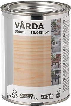 IKEA Varda - Tinte para madera, uso exterior, 0,5 l: Amazon ...