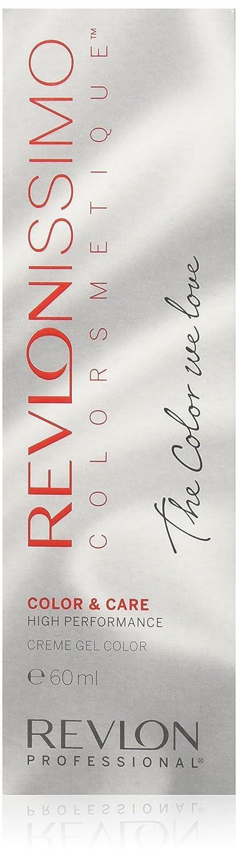 REVLON PROFESSIONAL Revlonissimo Colorsmetique, Tinte para el Cabello 701 Rubio Ceniza Natural, 60 ml